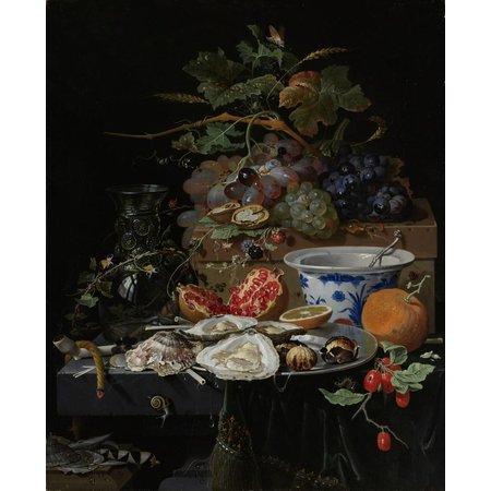 Puzzelman Rijksmuseuem: Oesters (1000)