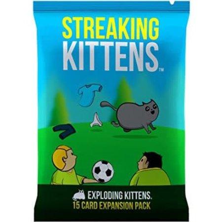 Exploding Kittens Exploding Kittens: Streaking Kittens (Eng) - Uitbreiding