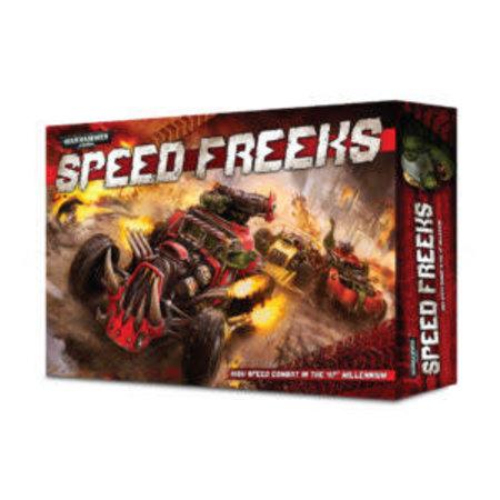 Games Workshop Warhammer 40K: Speed Freeks Core Set