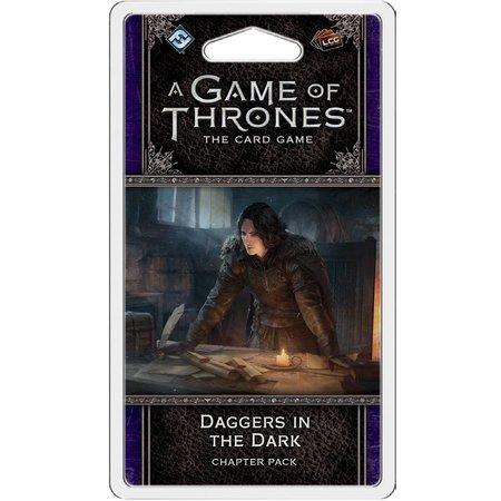 Fantasy Flight Game of Thrones 2nd LCG: Daggers in the Dark**