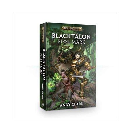 Black Library Blacktalon: First Mark (HC)