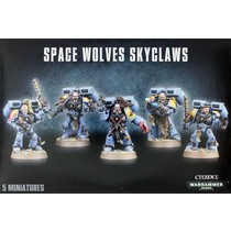 Warhammer 40,000 Imperium Adeptus Astartes Space Wolves: Skyclaws