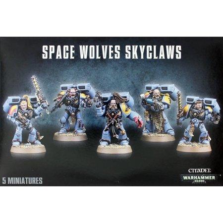 Games Workshop Warhammer 40,000 Imperium Adeptus Astartes Space Wolves: Skyclaws