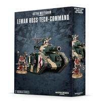 Warhammer 40,000 Imperium Astra Militarum: Leman Russ Tech-Command
