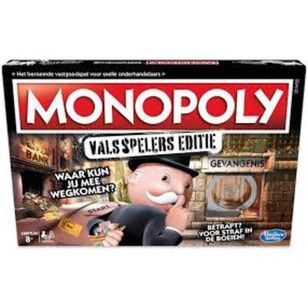 Hasbro Monopoly: Valsspelers Editie