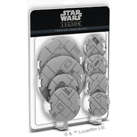 Fantasy Flight Star Wars Legion: Premium Large Bases**