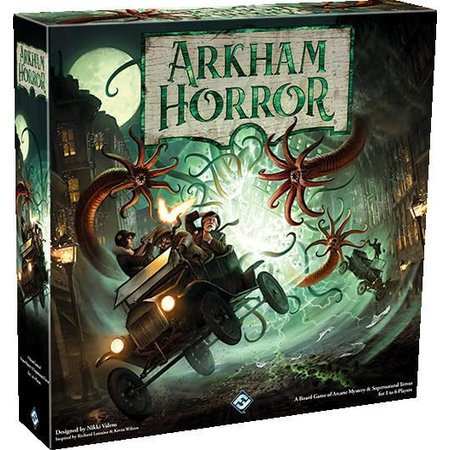 Fantasy Flight Arkham Horror 3rd Edition (Eng)