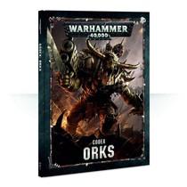 Warhammer 40,000 8th Edition Rulebook Xenos Codex: Orks (HC)
