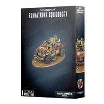 Warhammer 40,000 Xenos Orks: Rukkatrukk Squigbuggy