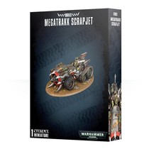 Warhammer 40,000 Xenos Orks: Megatrakk Scrapjet