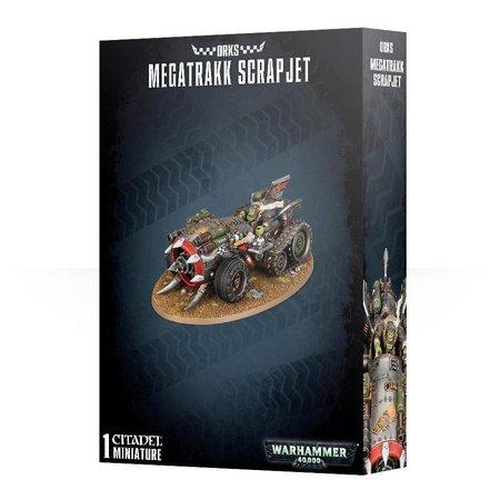 Games Workshop Warhammer 40,000 Xenos Orks: Megatrakk Scrapjet