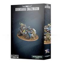 Warhammer 40,000 Xenos Orks: Deffkilla Wartrike