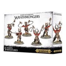 Khorne Bloodbound: Skullreapers/Wrathmongers