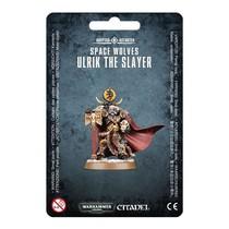 Warhammer 40,000 Imperium Adeptus Astartes Space Wolves: Ulrik the Slayer