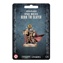 Warhammer 40,000 Imperium Adeptus Astartes Space Wolves: Ulrik the Slayer