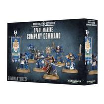 Warhammer 40,000 Imperium Adeptus Astartes Space Marines: Company Command