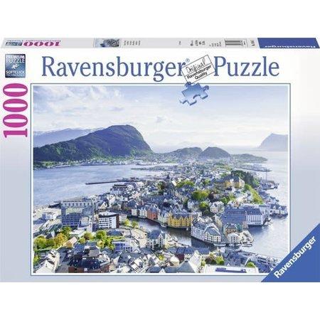 Ravensburger Blik over Alesund (1000) UC