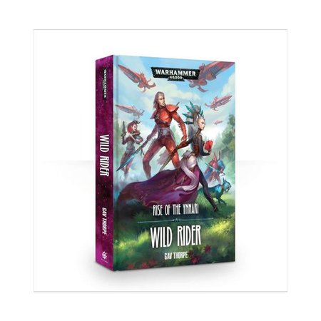 Black Library Rise of the Ynnari: Wild Rider (HC)