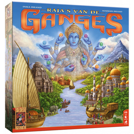 Huch and Friends Raja's van de Ganges