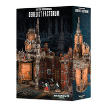 Warhammer 40,000 Terrain: Sector Mechanicus - Derelict Factorum