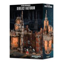 Warhammer 40,000 Terrain: Sector Mechanicus - Derelict Factorum