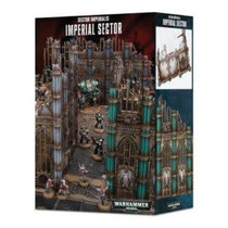 Warhammer 40,000 Terrain: Sector Mechanicus - Imperial Sector