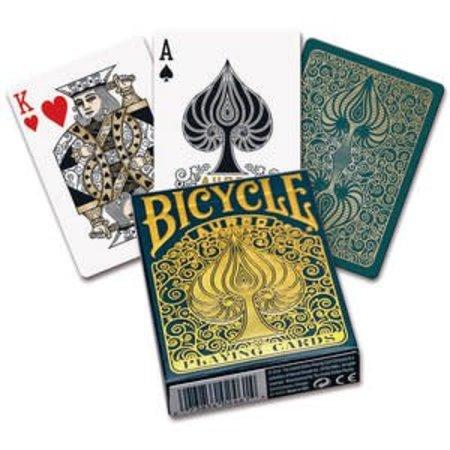 U.S. Playing Card Company Bicycle Aureo playing cards