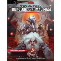 D&D 5th Edition Adventures: Waterdeep Chapter 2 - Dungeon of the Mad Mage