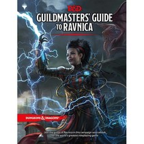 D&D 5th Edition Expansion: Guildmasters' Guide to Ravnica