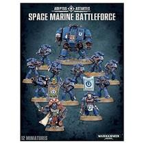 Warhammer 40,000 Imperium Adeptus Astartes Space Marines 2015 Battleforce