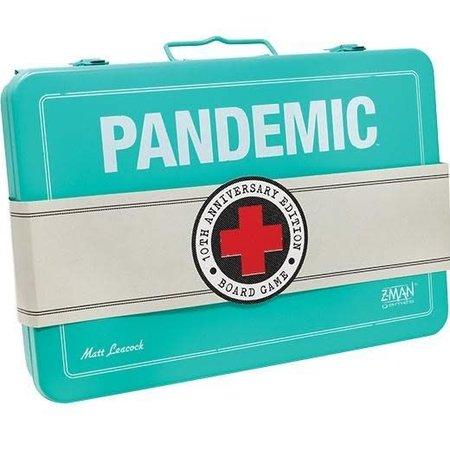 Z-Man Games Pandemic 10-jarige Jubileumeditie