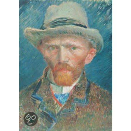 Puzzelman Rijksmuseum: Zelfportret Vincent van Gogh (1000)