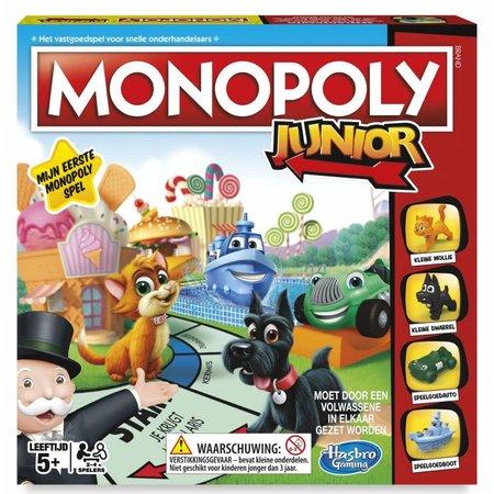 Hasbro Monopoly Junior (Nieuwe versie)