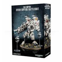 T'au Empire: XV104 Riptide Battlesuit