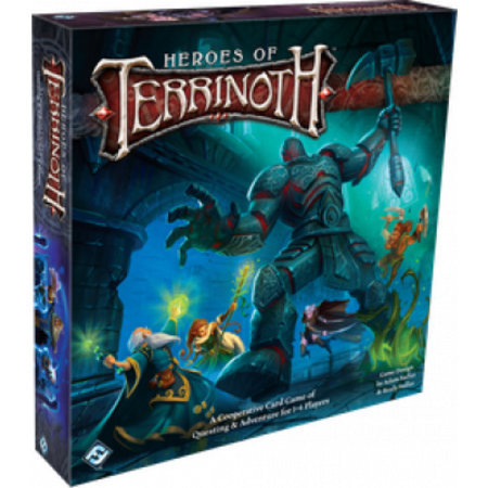 Fantasy Flight Heroes of Terrinoth