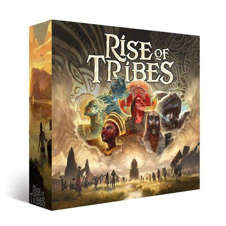 breaking games Rise of Tribes