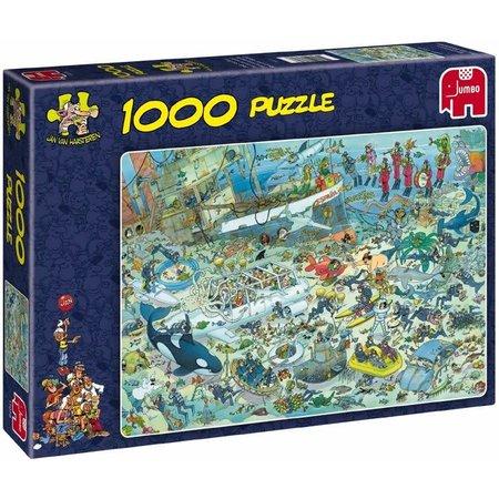 Jumbo Jvh: Onderwater Wereld (1000)