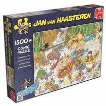 Jvh: Wild water raften (1500)