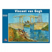 Puzzel Brug te Arles-Vincent van Gogh (1000)