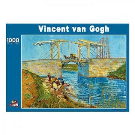 Puzzelman Puzzel Brug te Arles-Vincent van Gogh (1000)