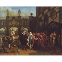 Puzzel Het afscheid - Philippe van Bree (1000)