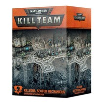 Warhammer 40.000 Kill Team: Killzone Sector Mechanicus