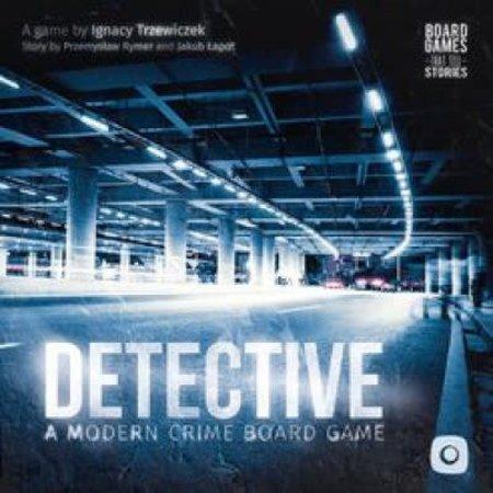 Portal Games Detective: A Modern Crime Board Game