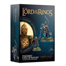 Middle-Earth SBG: Theoden King of Rohan