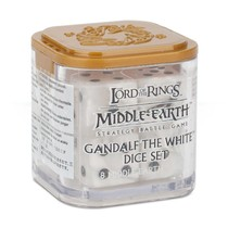 Middle-Earth SBG: Gandalf the WhiteDice Set