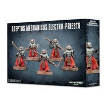 Adeptus Mechanicus: Corpuscarii/Fulgurite Electro-Priests