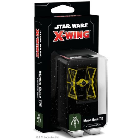 Fantasy Flight X-Wing 2.0: Mining Guild TIE Expansion Pack