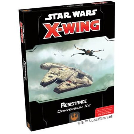 Fantasy Flight X-Wing 2.0 Resistance Conversion Kit