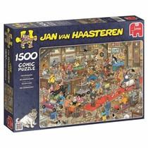 Jvh: De Hondenshow (1500)