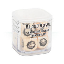 Blood Bowl:Shambling Undead Dice Set